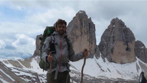 Ivan Peri Across the Alps: an 80 day dream