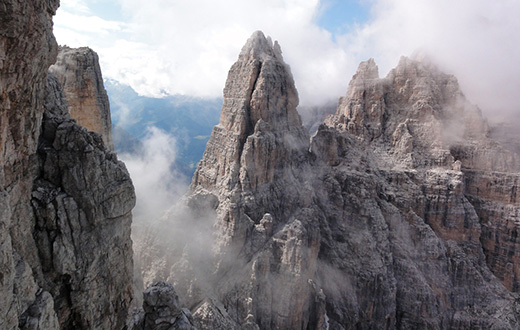 DoloMitiche 2.0: Brenta Base Camp time