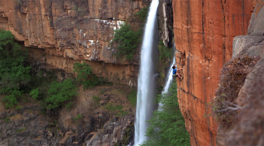 Africa Fusion, Alex Honnold and Hazel Findlay in South Africa