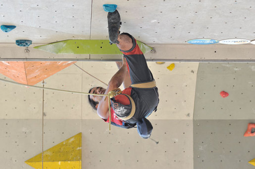 Paraclimbing Cup, a great competition for everyone!