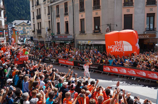 François D'Haene and Rory Bosio win the The North Face Ultra-Trail du Mont-Blanc 2014