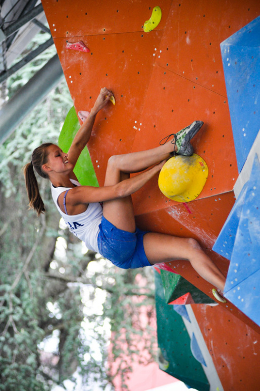 Call per volontari per l'IFSC World Youth Championships 2015 ad Arco