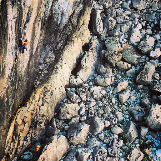 British trad: great Pembroke climbs by Caroline Ciavaldini, Yuji Hirayama and James Pearson