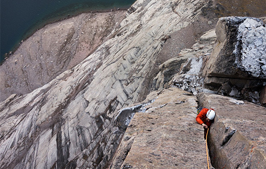 Greenland 2014 and Baffin island: climbing at Gibbs Fjord by Favresse, Ditto and Villanueva