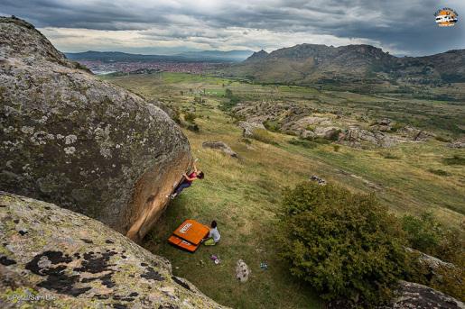 Petzl RocTrip 2014: boulder a Prilep in Macedonia