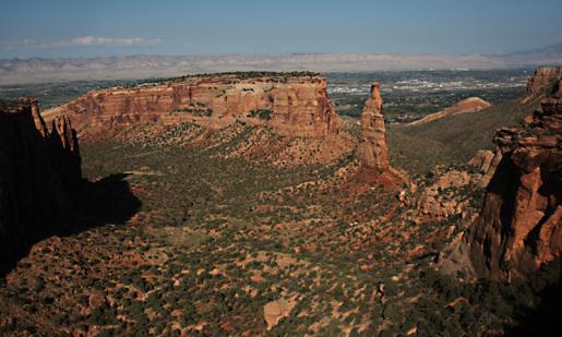 Desert Sandstone Climbing Trip # 1 - Colorado National Monument