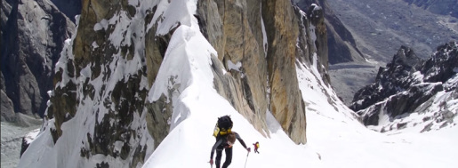 What we are: the alpinism and climbing of the Ragni di Lecco