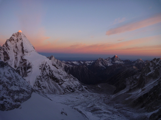 Alpine climbs in China by Simon Gietl, Daniel Tavernini and Vittorio Messini