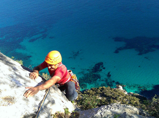 Climbing in Sardinia news: modern and trad multi-pitches