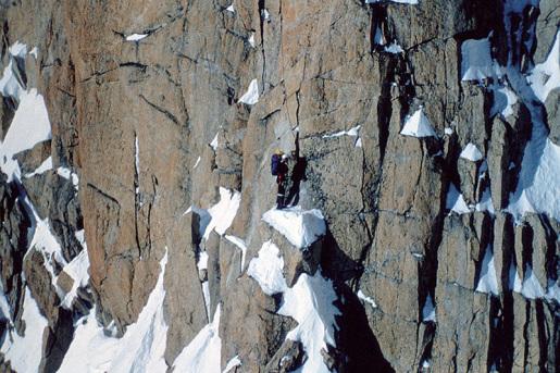 Renato Casarotto e il trittico del Freney, un'avventura e un alpinismo irripetibili