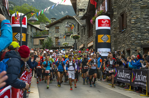 Andorra Vallnord Ultra Trail 2015