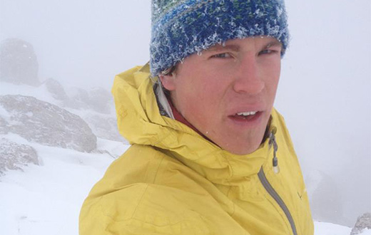 Tom Ballard climbs the six North Faces of the Alps in winter!