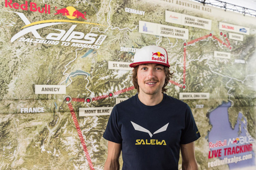 Aaron Durogati e il Red Bull X-Alps 2015, intervista all'unico atleta italiano in gara