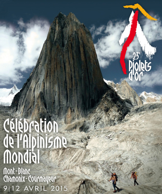 Piolet d'Or 2015: the world's mountaineering élite at Courmayeur and Chamonix