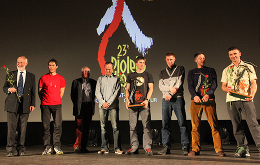Piolet d'Or 2015: the grande finale at Courmayeur