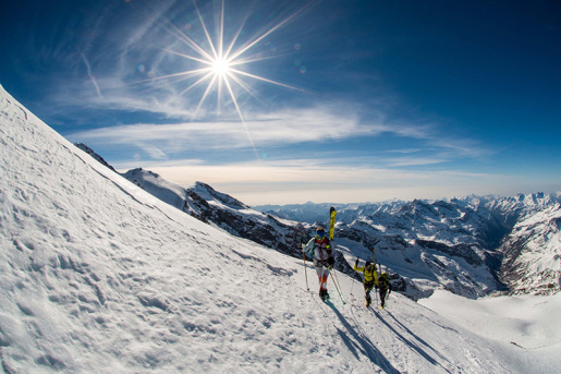 XX Mezzalama legendary ski mountaineering Saturday 25 April
