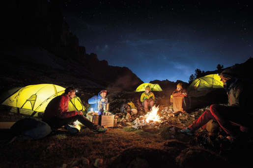 Get Vertical, the Salewa contest to win adventures in Australia and the Alps