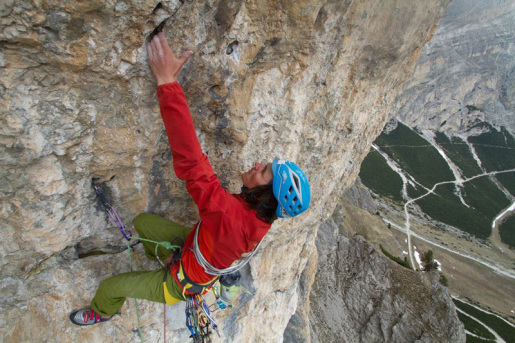 Neolit and Spaßbremse, two new rock climbs in the  Dolomites by  Simon Gietl