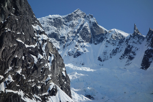 Alaska Mount Lucifer: John Frieh and Doug Shepherd climb Agua Sin Gas