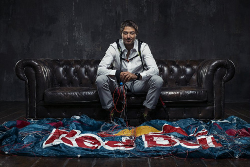Aaron Durogati set for Red Bull X-Alps 2015