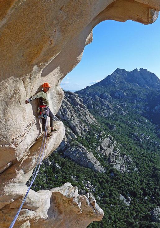 Torri di San Pantaleo in Sardegna, due nuove vie d'arrampicata alla Punta Balbacanu