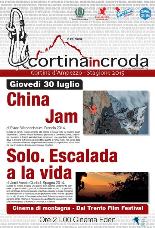 A Cortina InCroda seconda serata con il Trento Film Festival