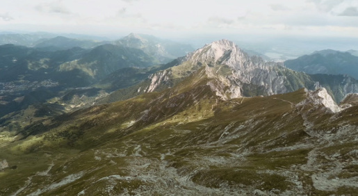 I meravigliosi paesaggi della Grigna