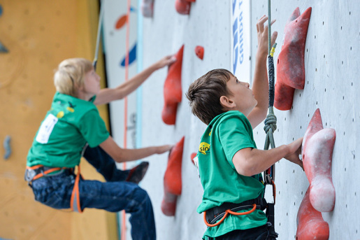 IFSC World Youth Climbing Championships begin in Arco