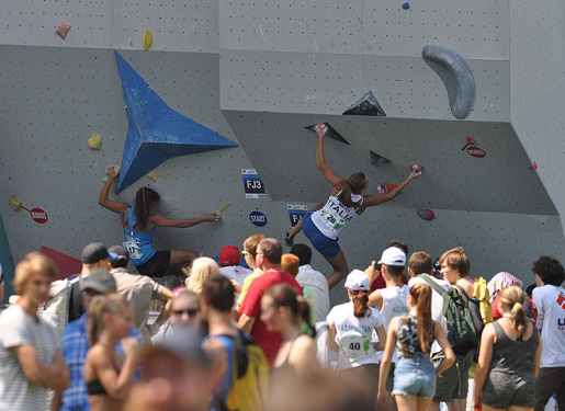 IFSC World Youth Championships, day one bouldering report