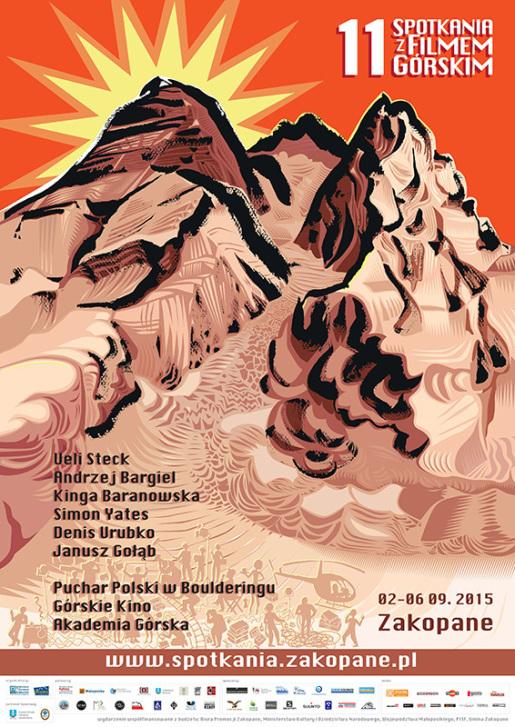 Spotkania Mountain Film Festival at Zakopane in Poland