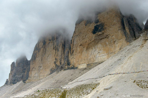 The Dolomites embrace human rights