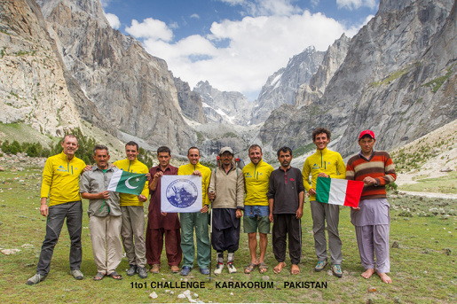 Khane Valley 2015 Italian Karakorum Expedition