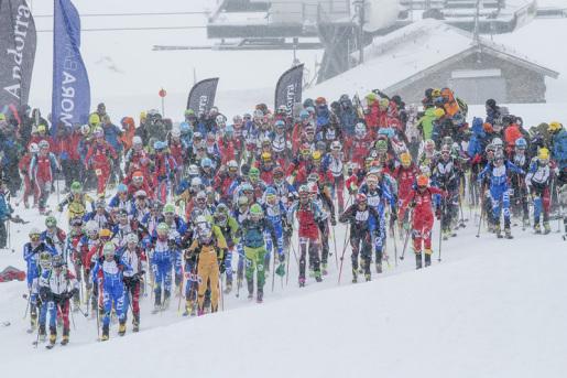 Ski Mountaineering World Cup, Kilian Jornet Burgada, Emelie Forsberg and Laura Orguè win the Font Blanca in Andorra