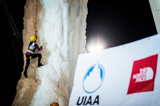 Rabenstein Ice Climbing World Cup 2016 highlights