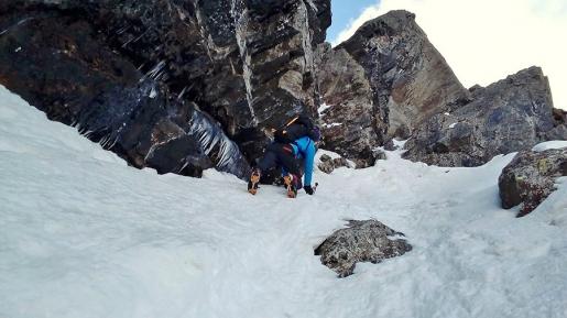Nel mezzo le Orobie, montagne per l'alpinismo