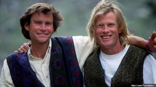 Alex Lowe and David Bridges: bodies found in the Himalaya, 16 years after struck by avalanche