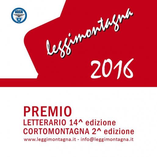 Leggimontagna 2016: scadenzapresentazione opere del Premio Letterario il 31 maggio 2016
