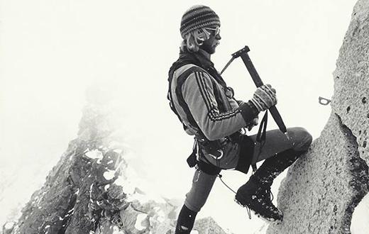Metanoia: l'alpinismo, l'equilibrio e il cambiamento di Jeff Lowe