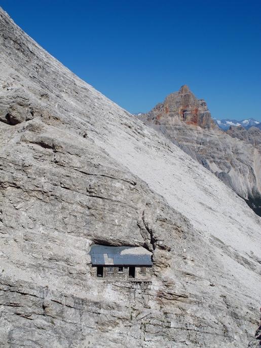 Alta Via della Grande Guerra nelle Dolomiti