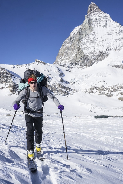 Tom, il film e il senso dell'alpinismo per Tom Ballard
