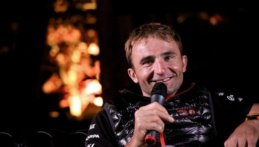Ueli Steck first anniversary of his accident in the Himalayas