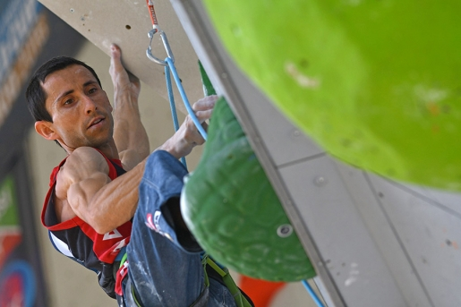 Rock Master Festival Day 1: qualification IFSC World Cup Lead