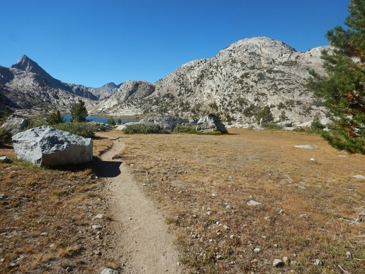 John Muir Trail - California dreaming