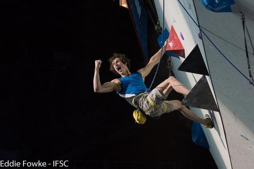 World Climbing Championships Paris 2016 final report