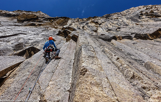 Puscanturpa Este, French forge new route in Peru
