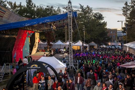 Il Festival della Montagna L'Aquila 2016 si consacra come uno dei più importanti d'Italia