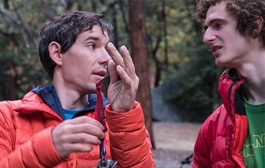 Adam Ondra Yosemite Dawn Wall aggiornamento #1