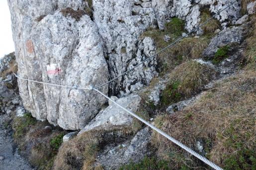 Vie ferrate Lombarde: 6 messe in sicurezza e 1 smantellata dalle Guide Alpine della Lombardia