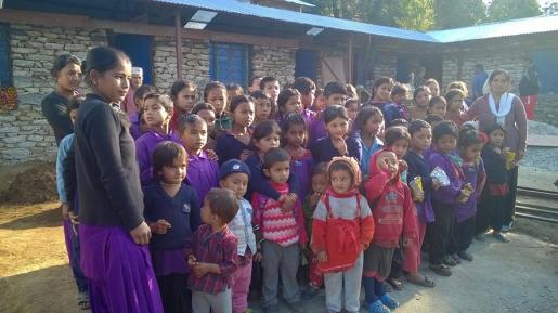 Miteri, non lasciamoli soli. Un viaggio in Nepal presso il King Rock di Verona
