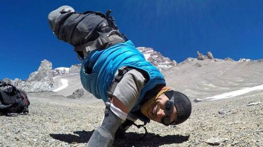 Kyle Maynard, un'ispirazione in cima a Kilimangiaro e Aconcagua